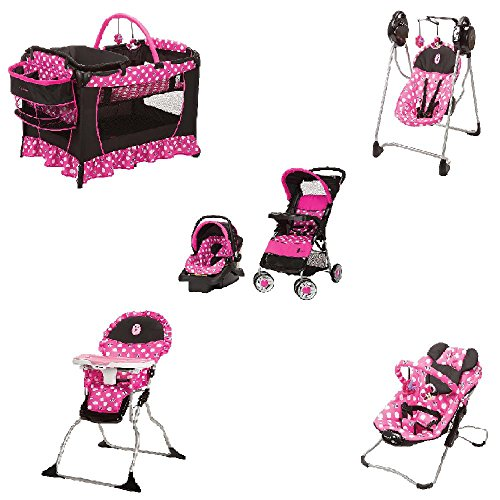 stroller car seat playpen bundle